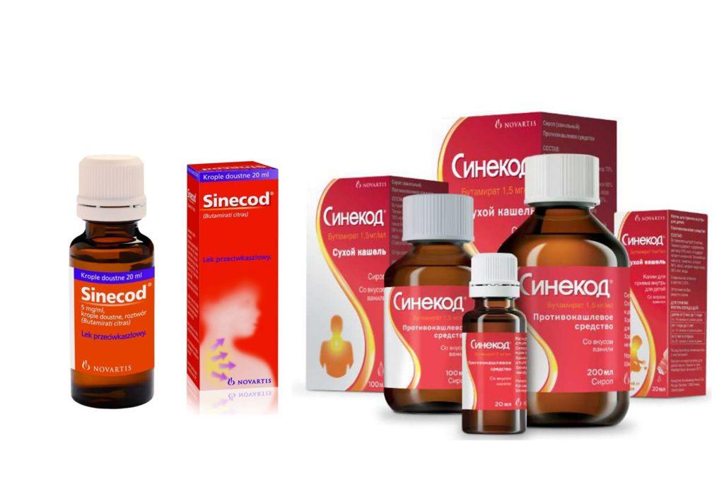 Правильное лечение Синекодом