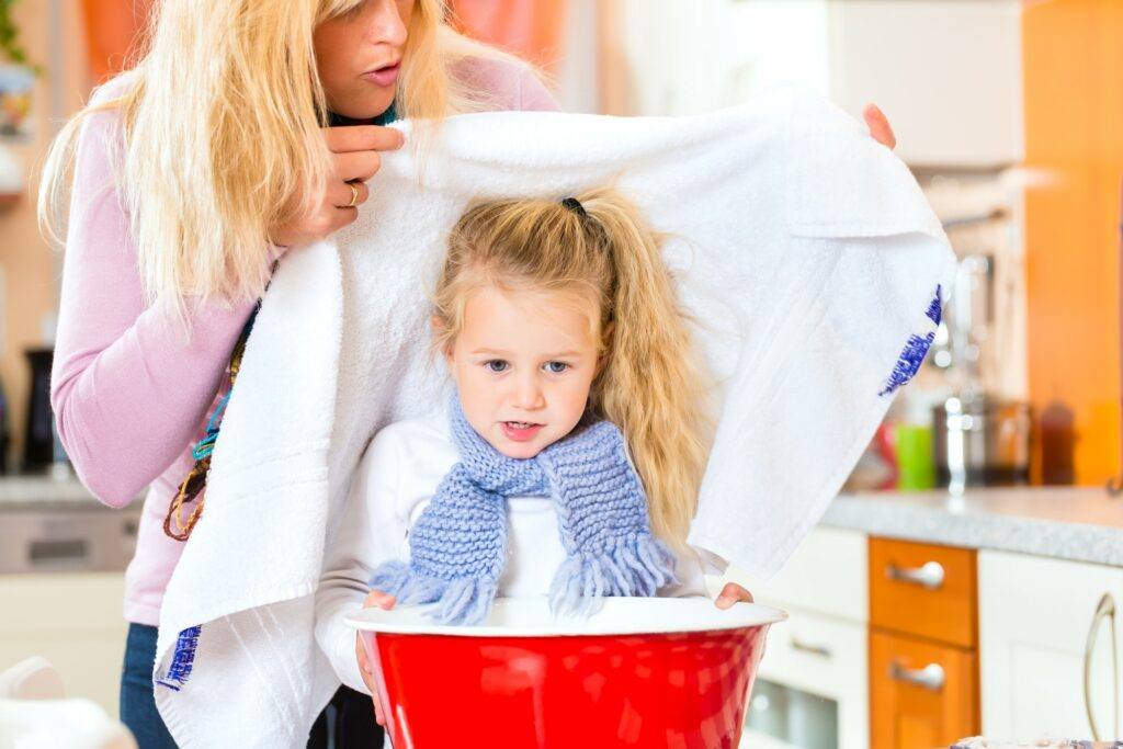 Признаки развития трахеита у детей