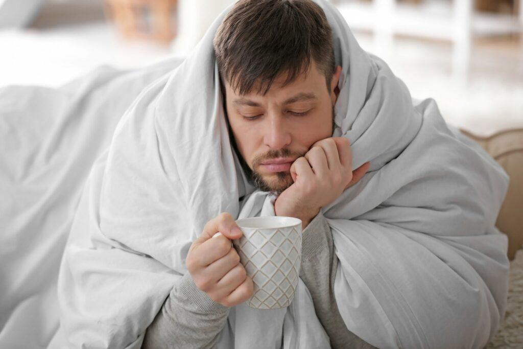 Вирусный бронхит: симптомы и лечение