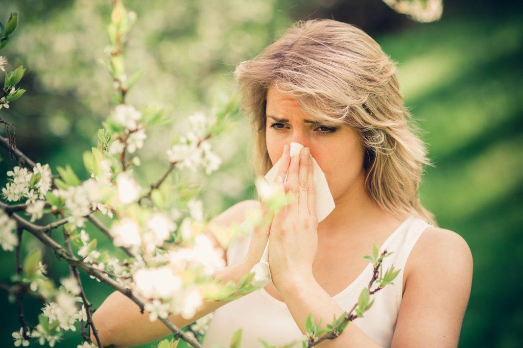 Диагностика аллергического трахеита