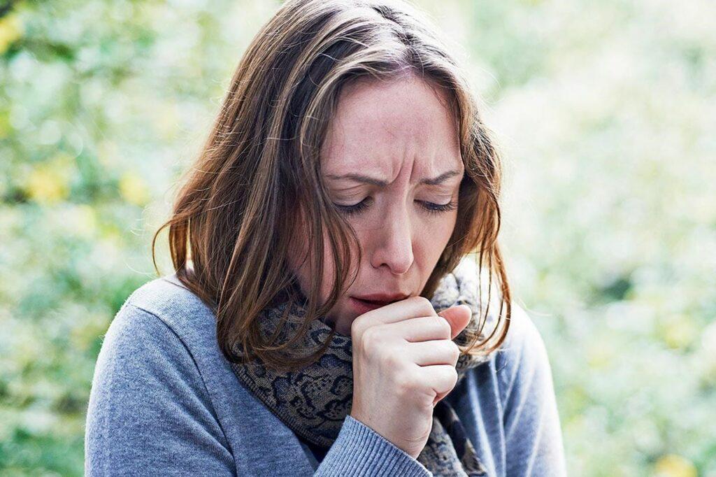Развитие аллергического бронхита