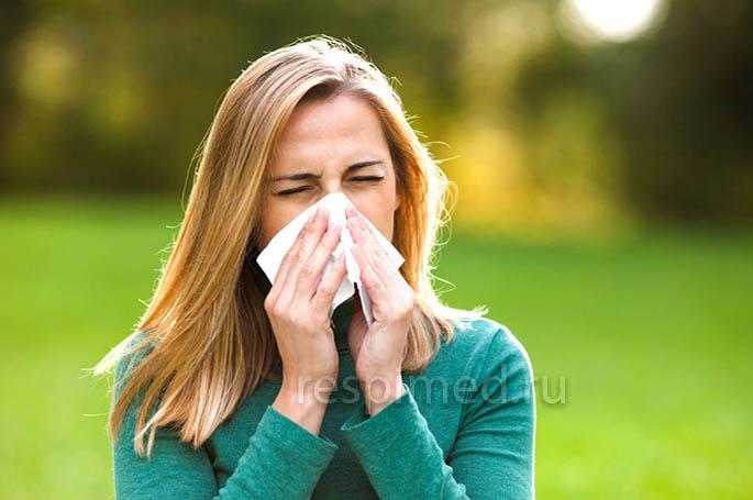 Почему развиваются аллергия
