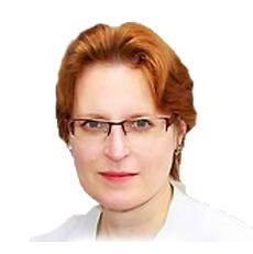 Лешенкова - врач высшей категории