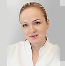 Широхова - врач пульмонологии