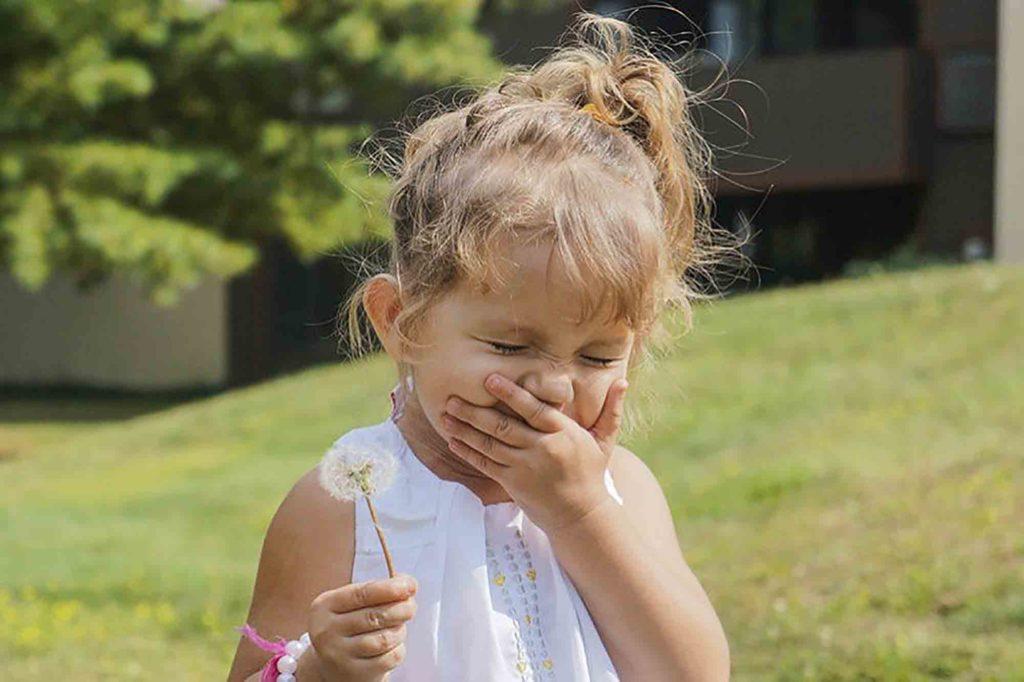 Как правильно лечить аллергию