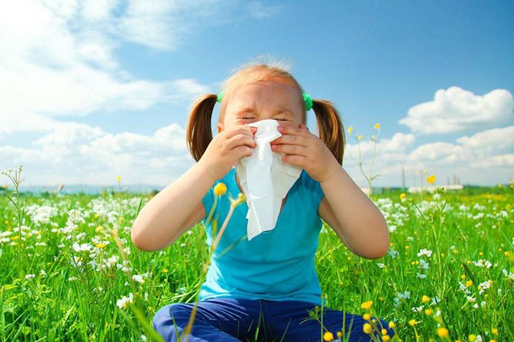 Аллергический бронхит у детей и его лечение