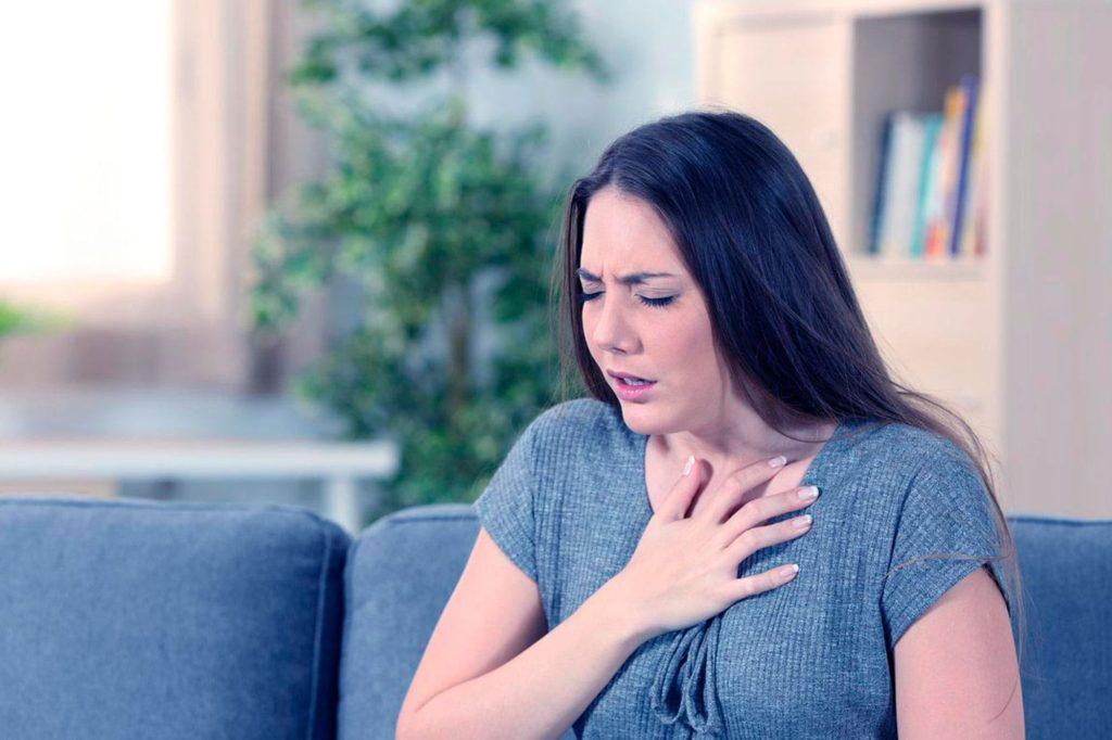 Почему развивается аллергический альвеолит