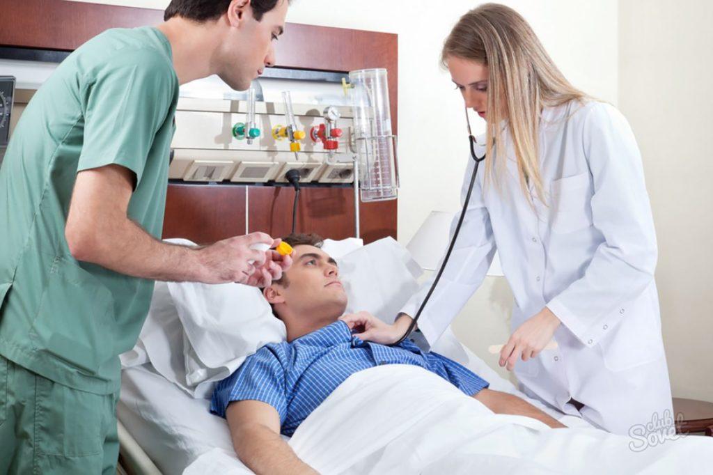 Артериовенозный аневризм легких - осложнения