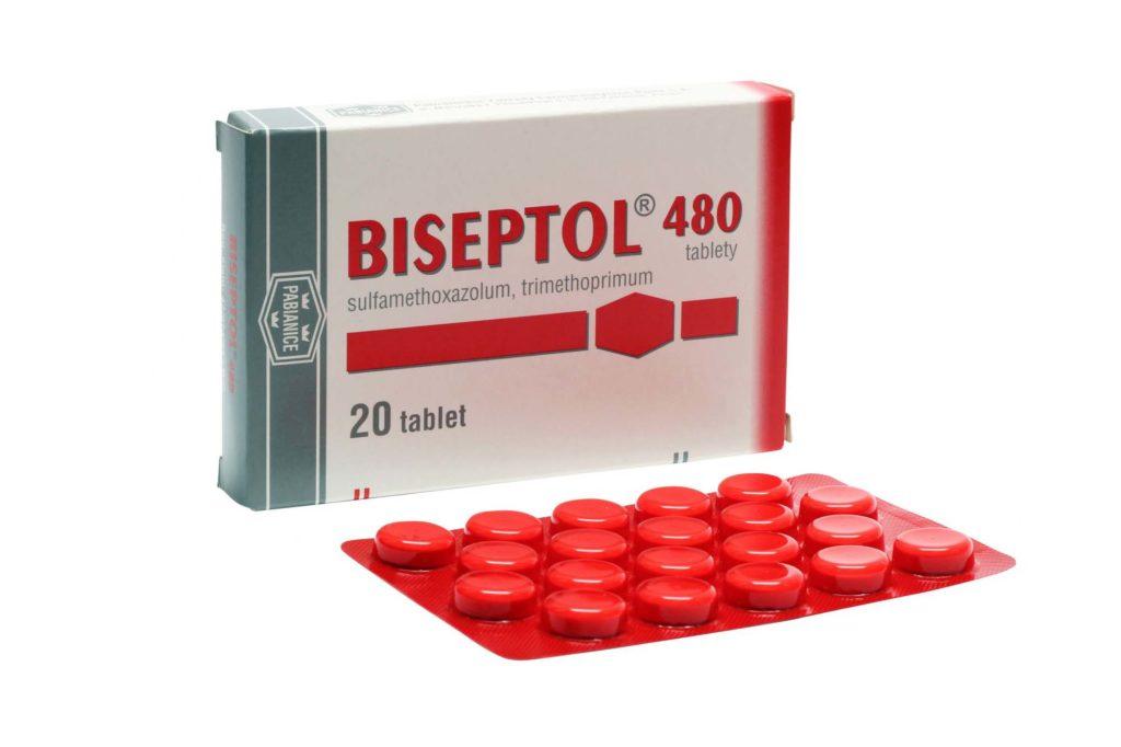 Лечение с помощью Бисептола