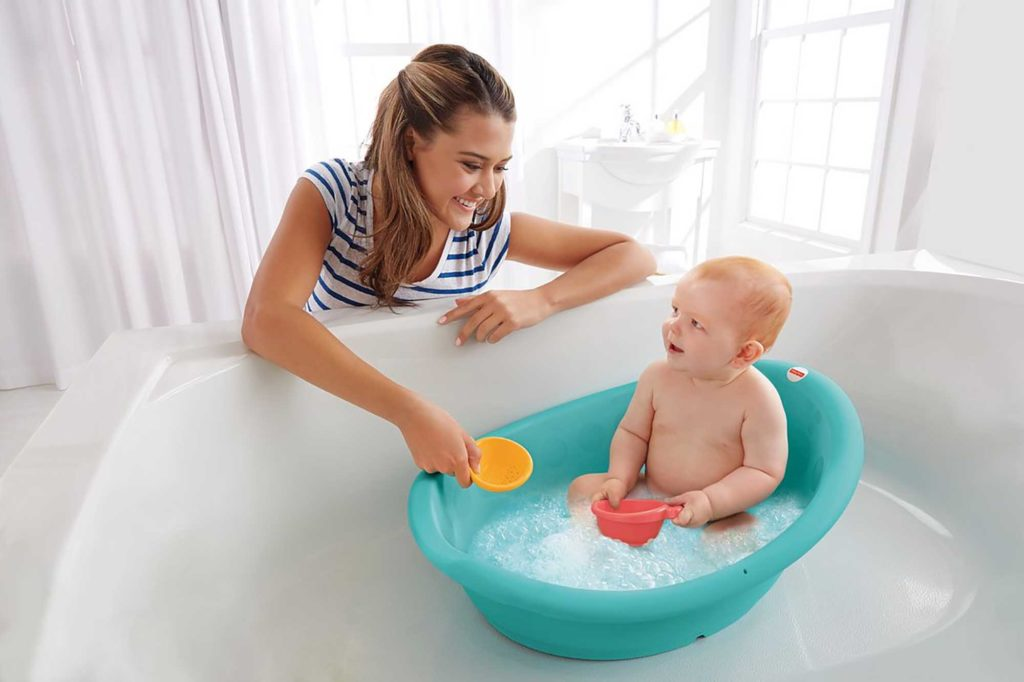 Можно ли купать дитя