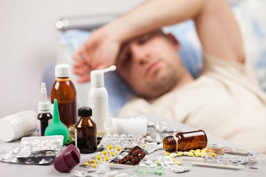 Рецидивирующий бронхит терапия