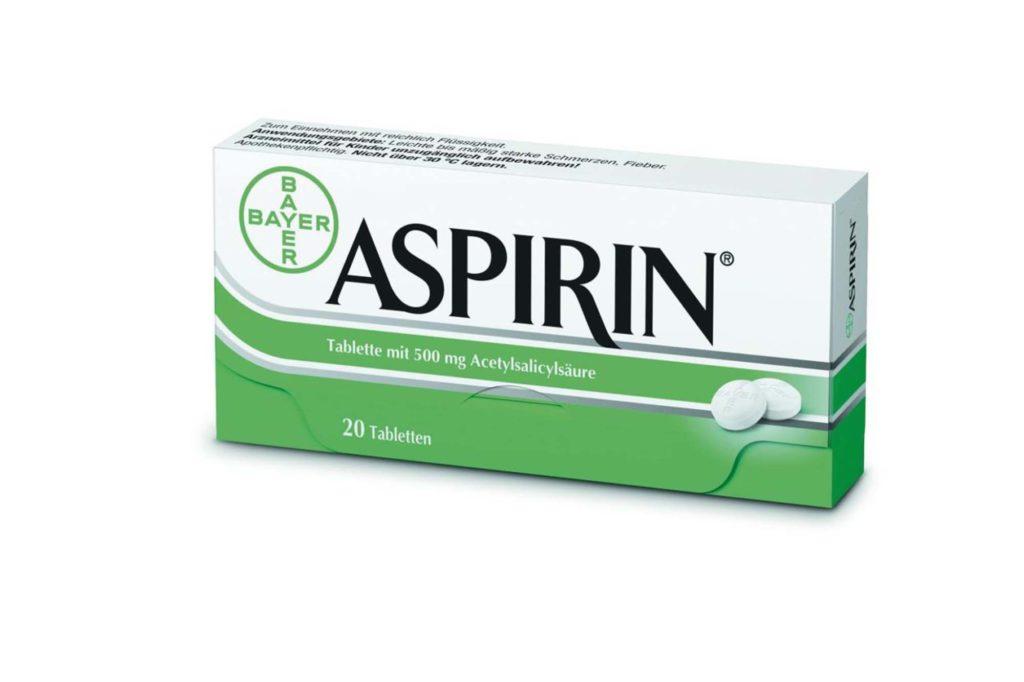 Использование аспирина и последствия