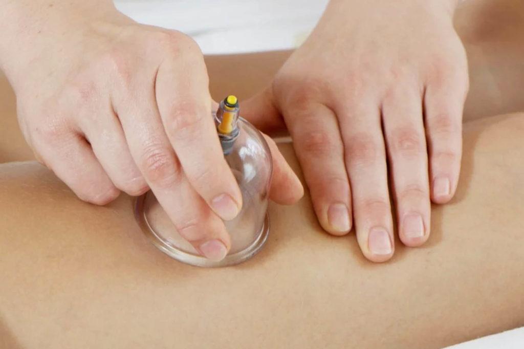 Баночный массаж  у детей