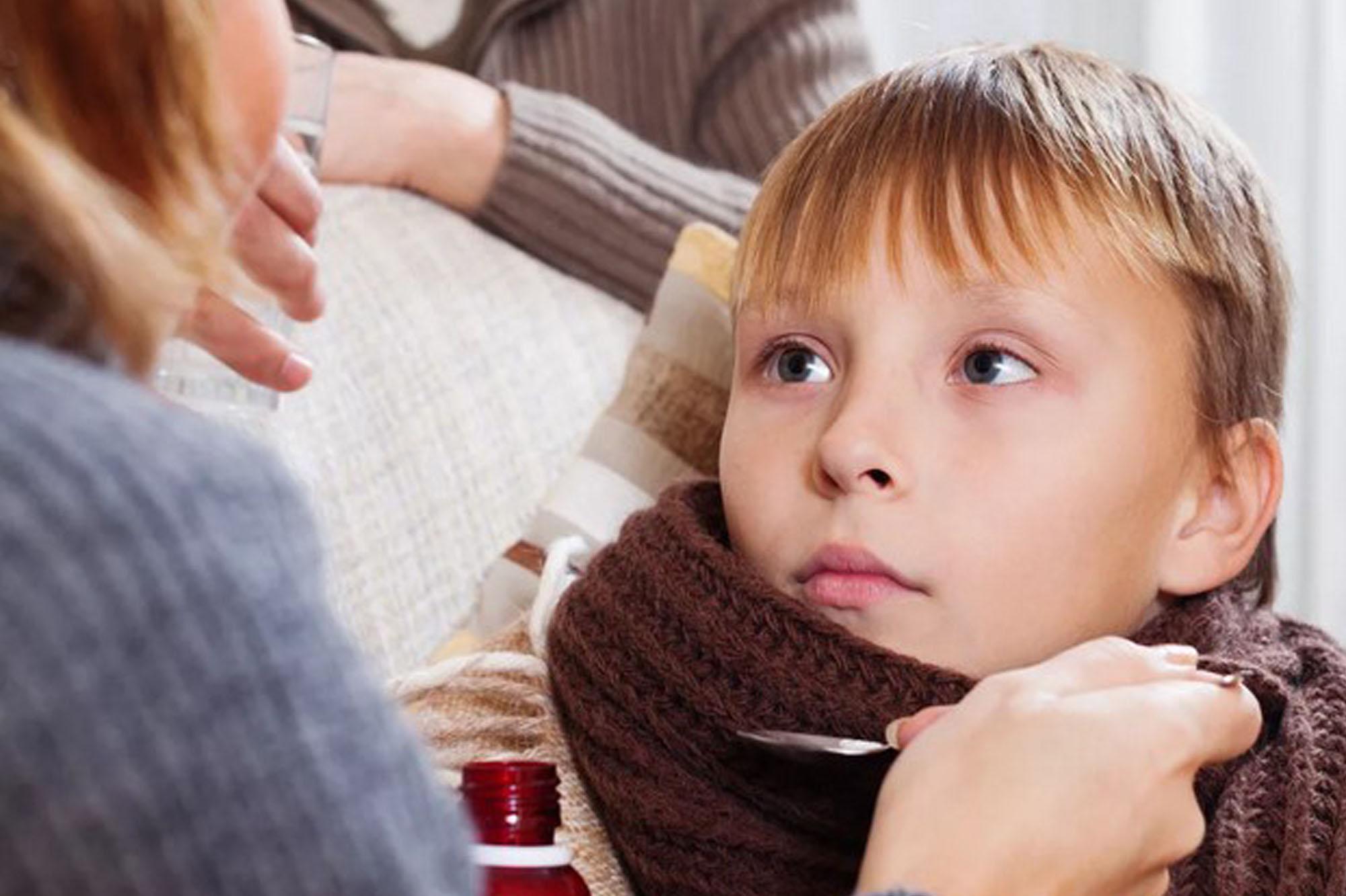 Лечение бронхита у ребенка без антибиотиков