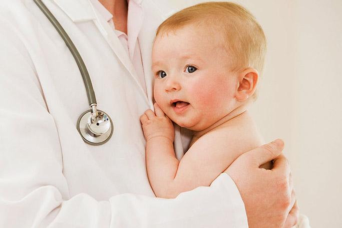 Лечение бронхита у малышей