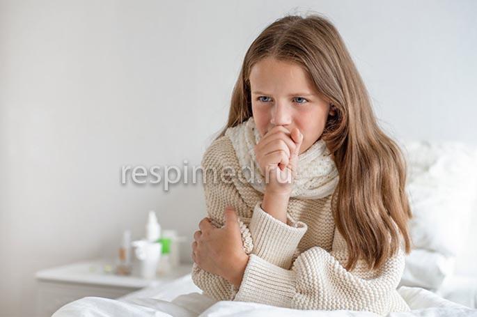 Как лечить острый бронхит у детей
