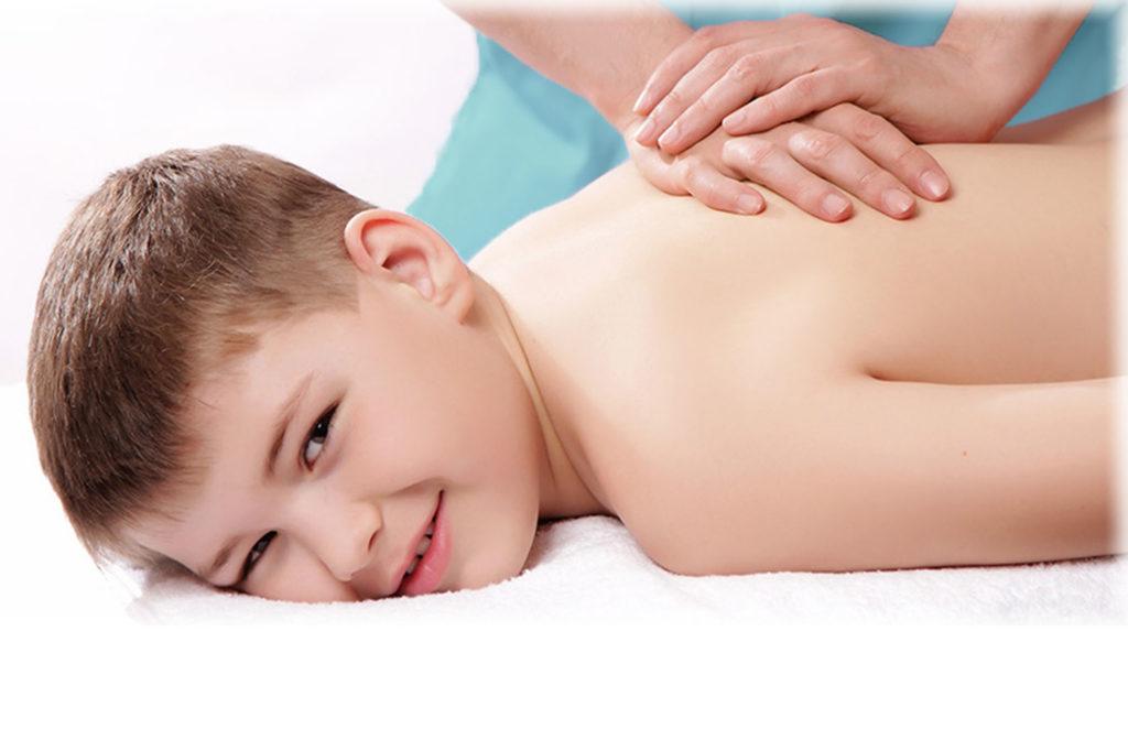 Особенности техники массажа