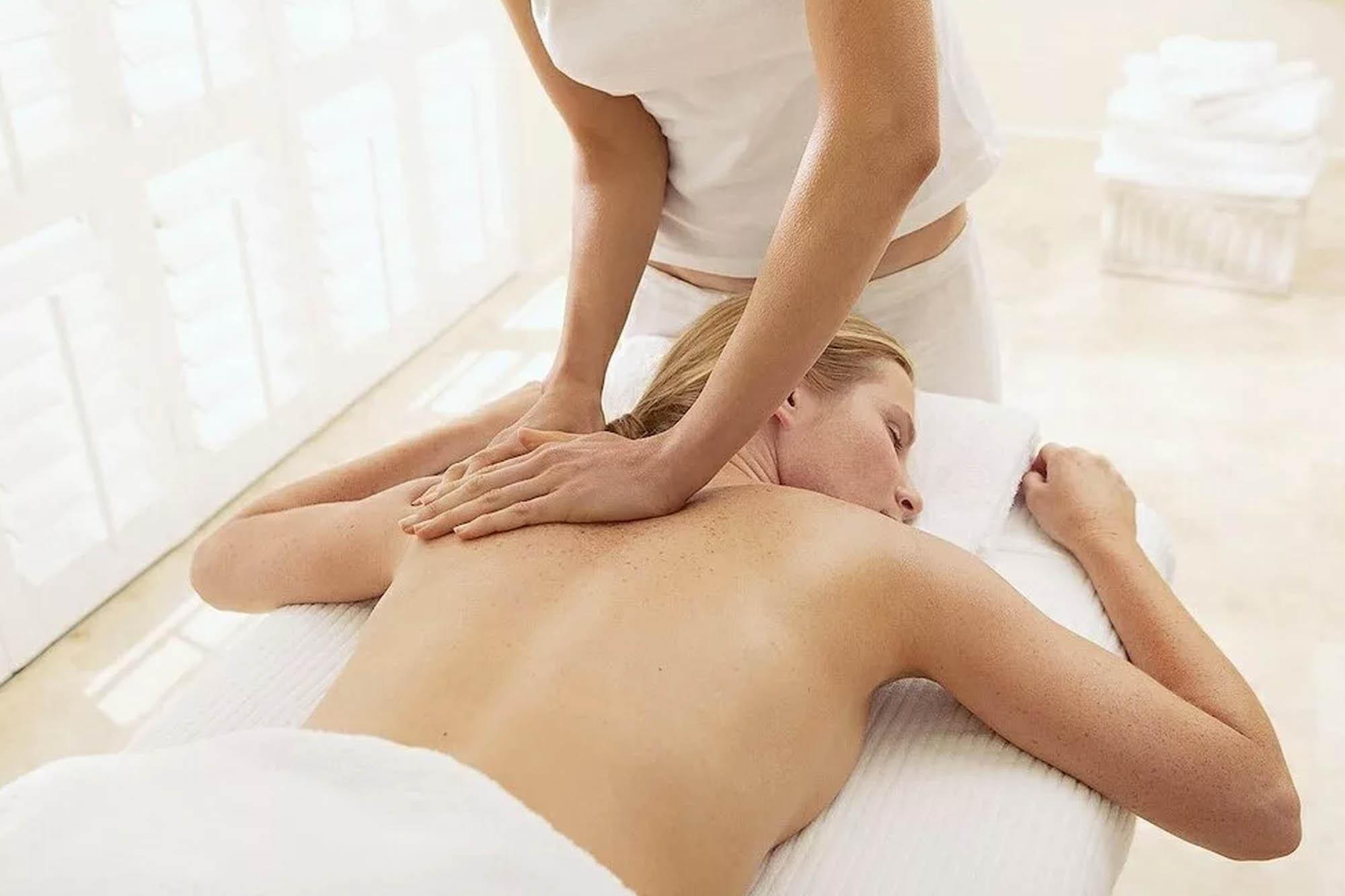 Как делать массаж при обструктивном бронхите