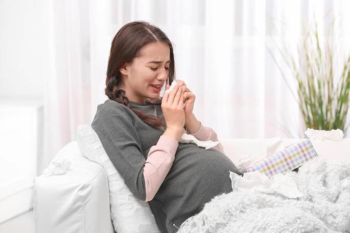 Как правильно лечить астму беременных