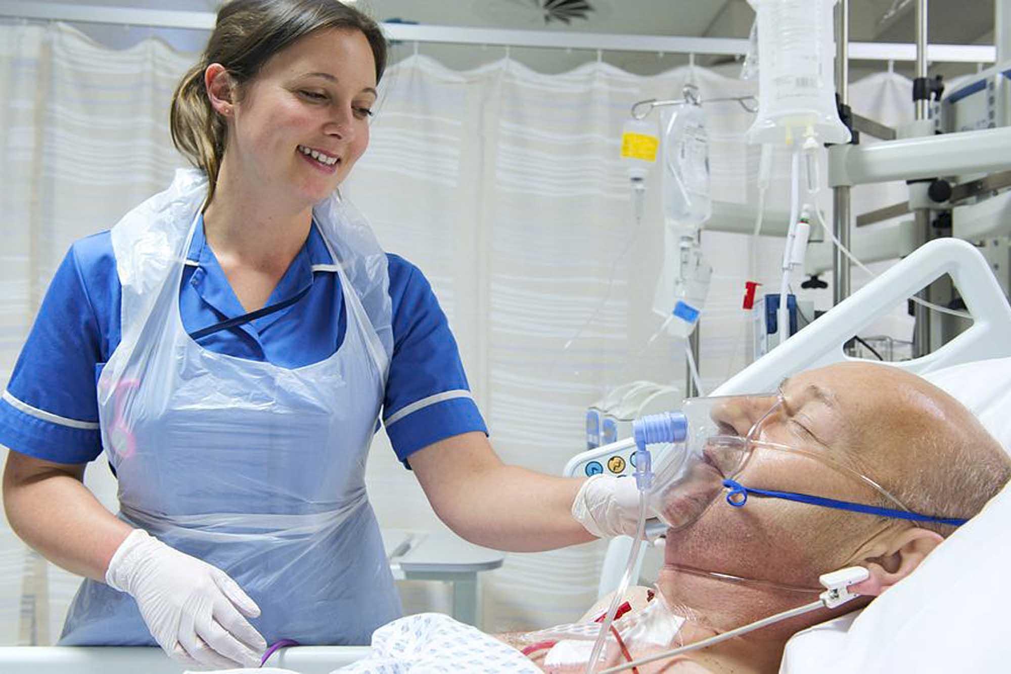 Внутрибольничная пневмония - особенности
