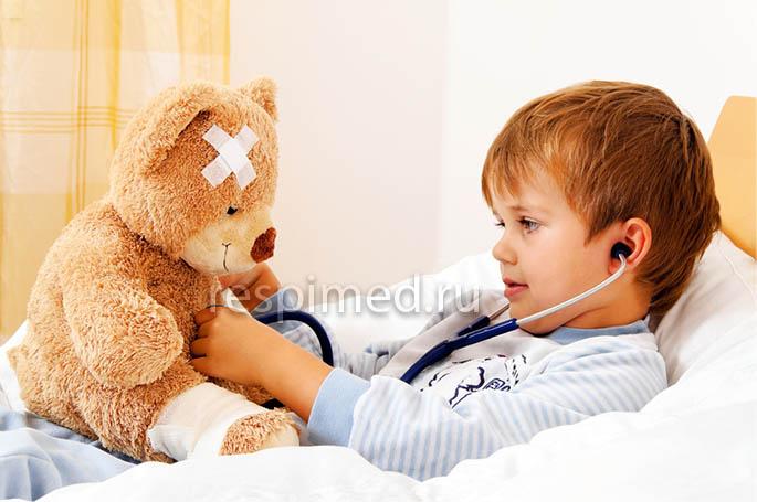 Бронхопневмония - особенности лечения