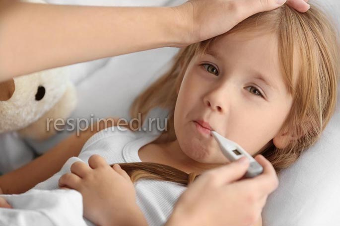 Бронхит без температуры у детей