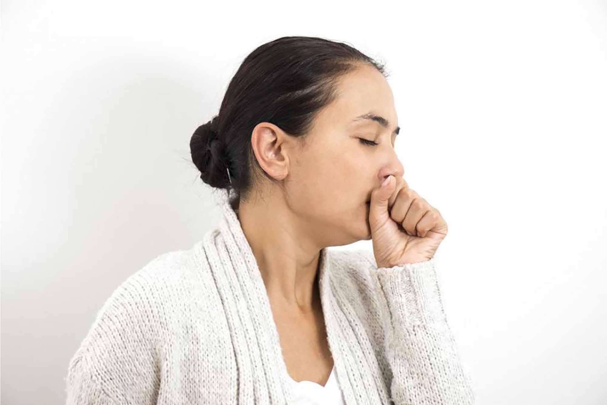 Не проходит кашель и что делать