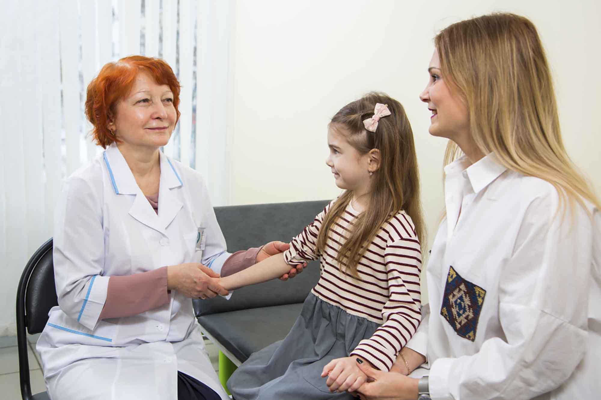 Как лечить ребенка дома