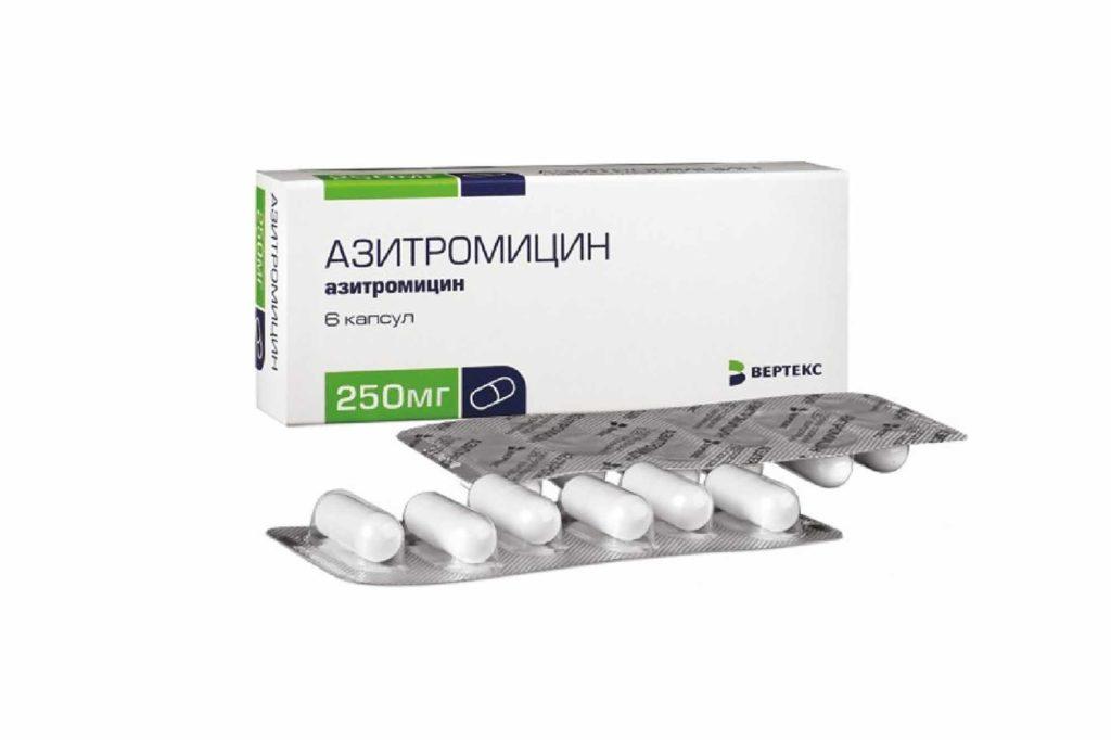 Польза Азитромицина при пневмонии