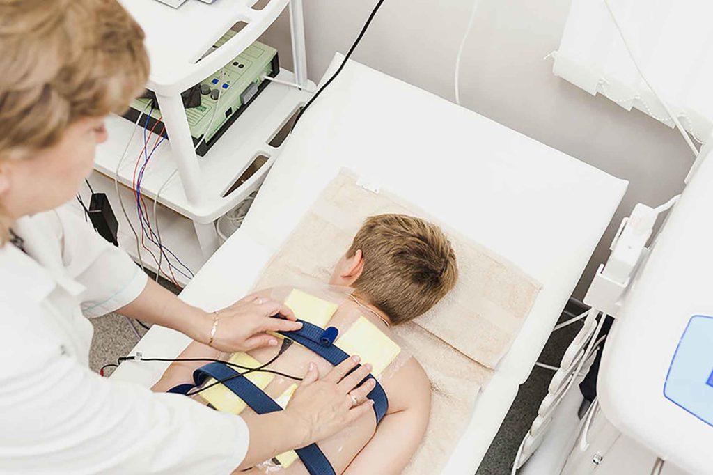 Процедуры после пневмонии