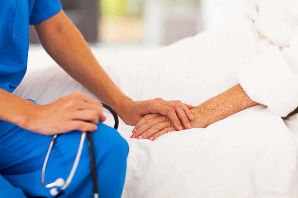 Как ухаживать за больными