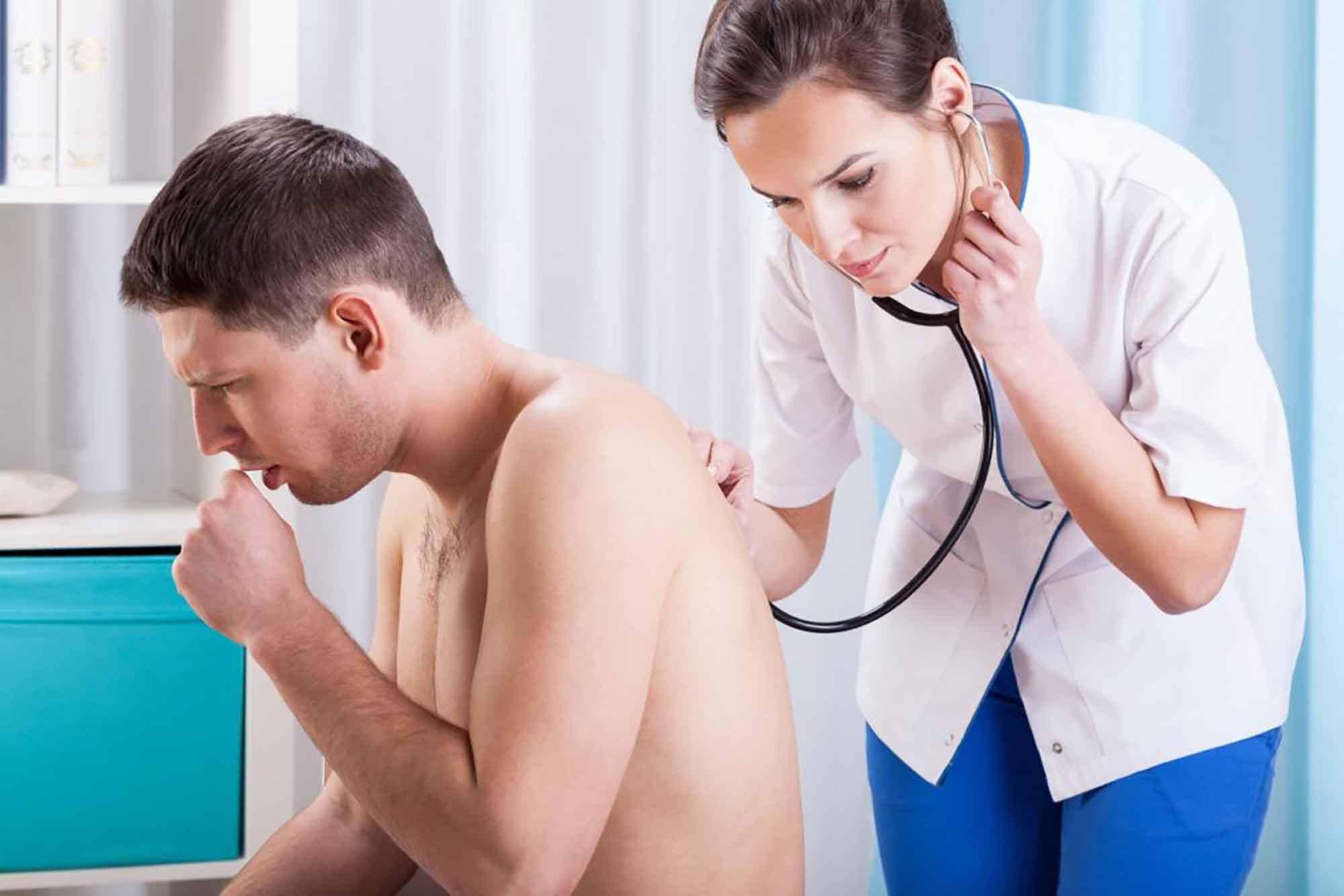 Правосторонняя пневмония - особенности