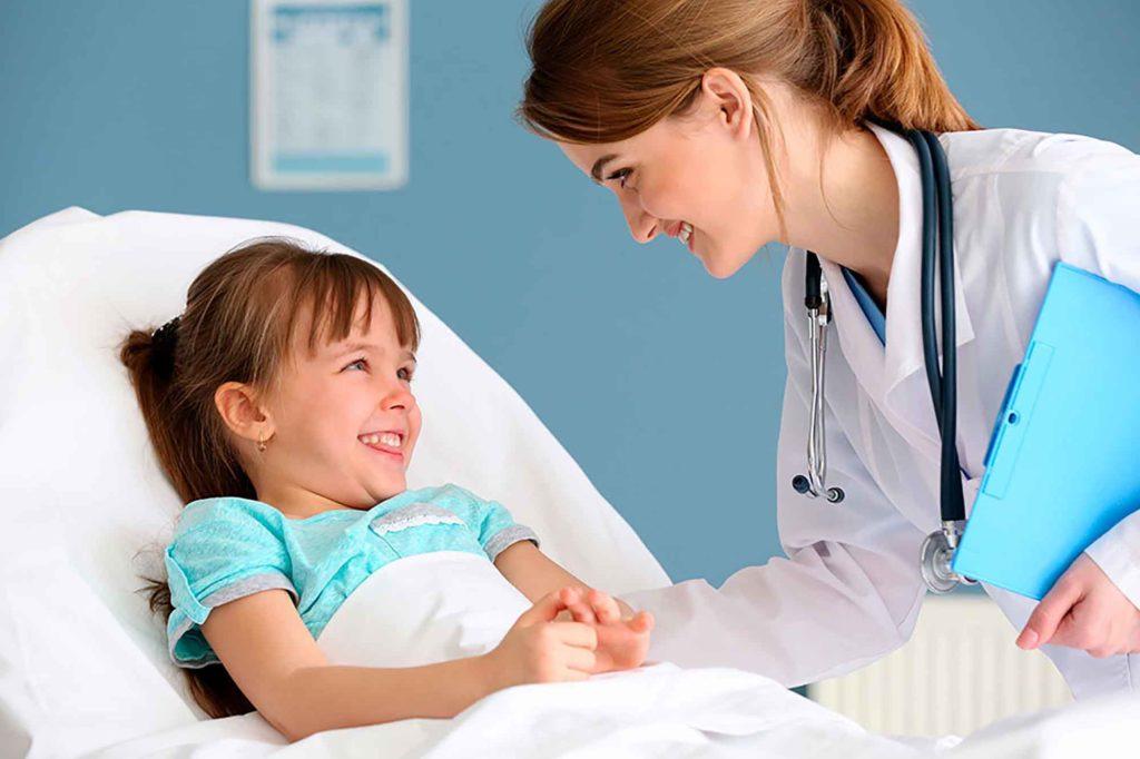 Реабилитация у детей разного возраста