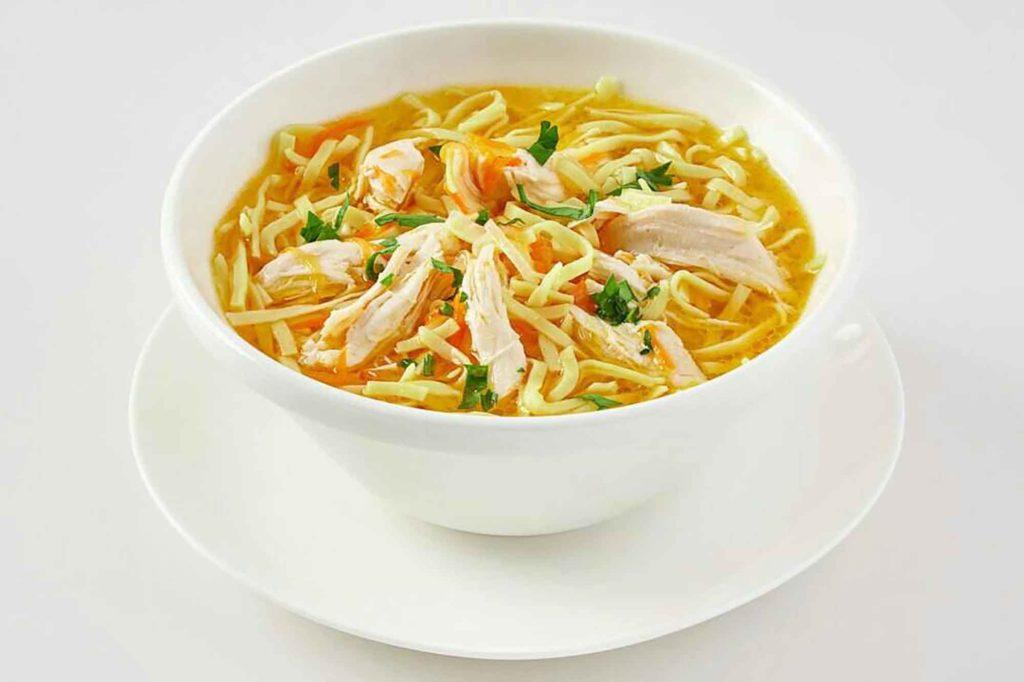 Суп лапша при метастазах в печени