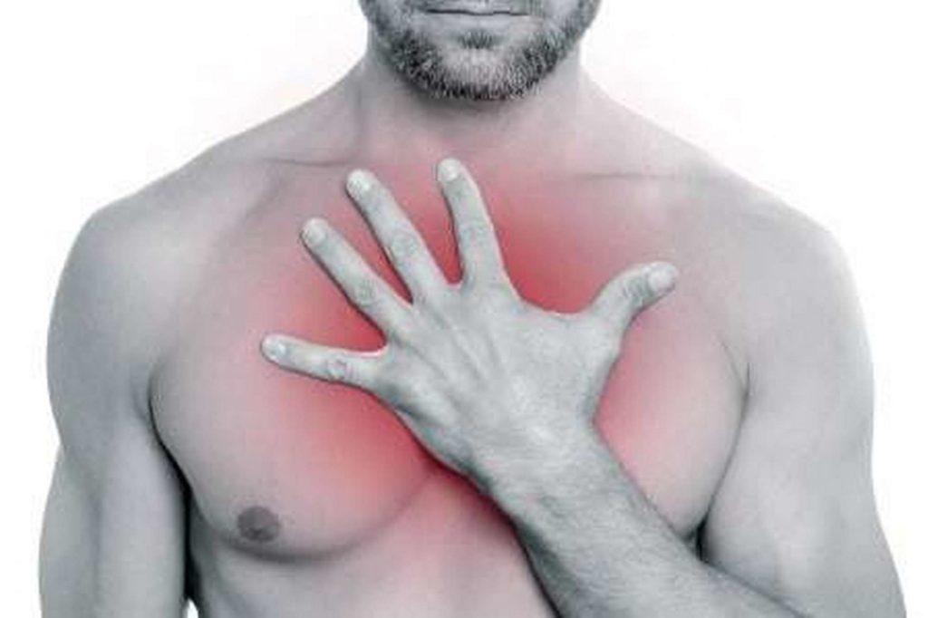 Диагностирование инфаркта легкого