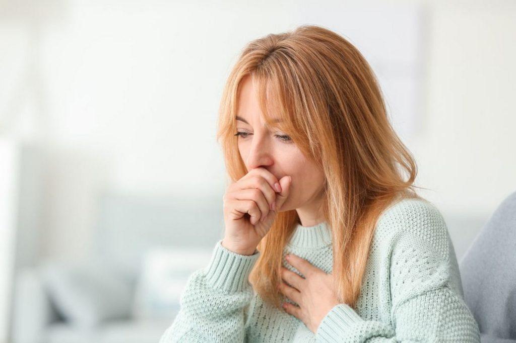 Симптомы наличия инородного тела в легких