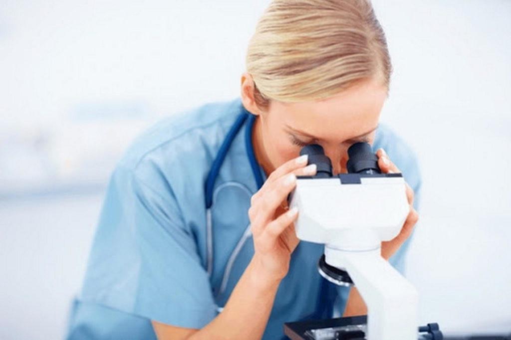 Диагностирование лимфангиолейомиоматоза