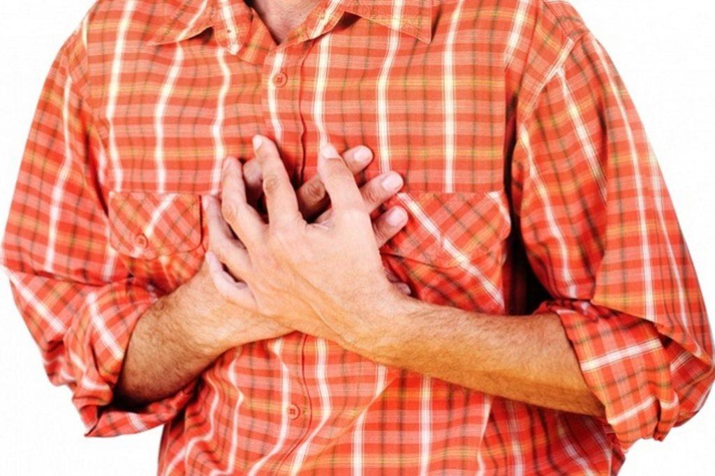 Симптомы медиастинита