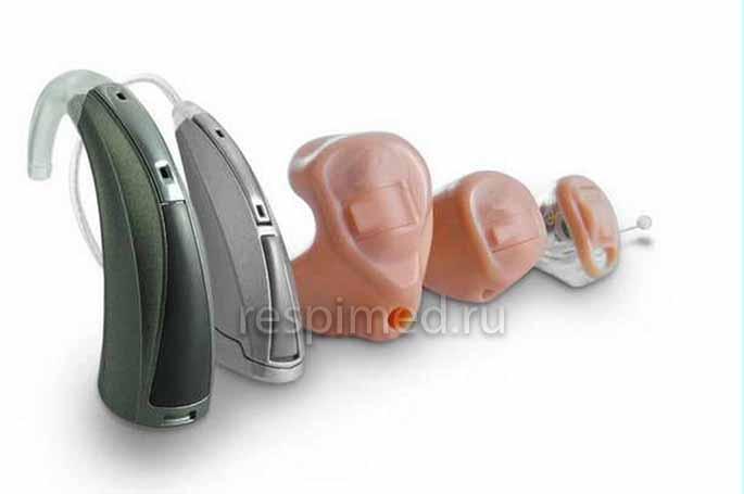 Слуховой аппарат для пожилых