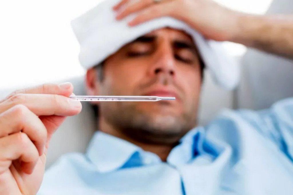 Симптомы лихорадки неясного генеза