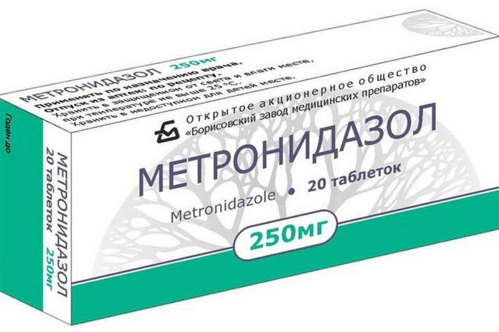 Метронидазол: побочные эффекты