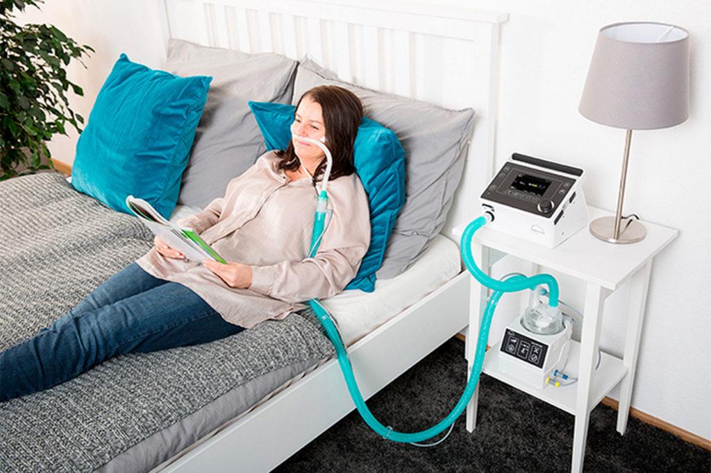 Для чего нужна инвазивная вентиляция легких