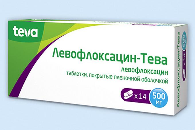 Левофлоксацин - показания к применению и инструкция