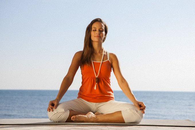 Применение йоги при бронхите