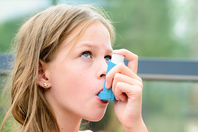 Симптомы астмы и особенности