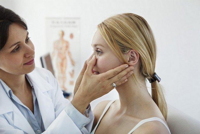 Аэросинусит - диагностика и лечение