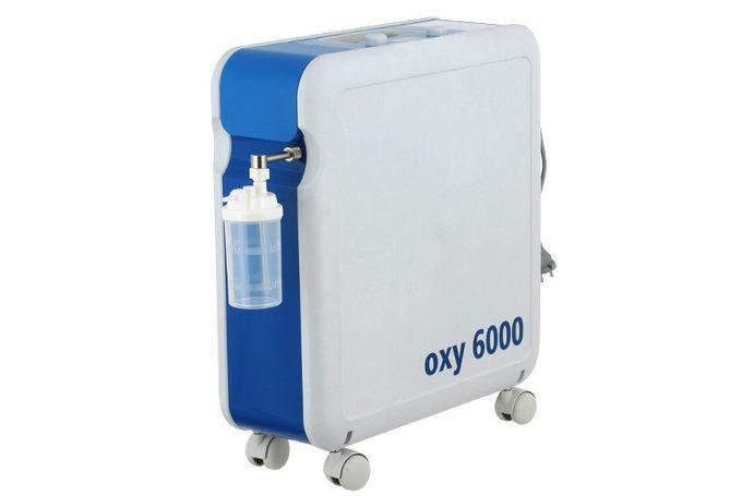 Технические характеристики и описание кислородного концентратора Bitmos OXY 6000