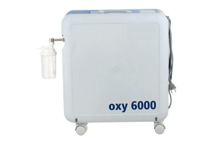 Характеристики Bitmos OXY 6000