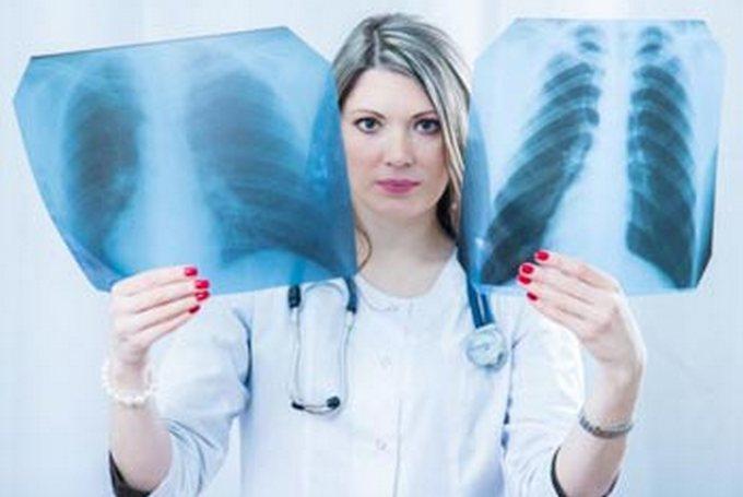 Диагностика и лечение центрального рака легкого