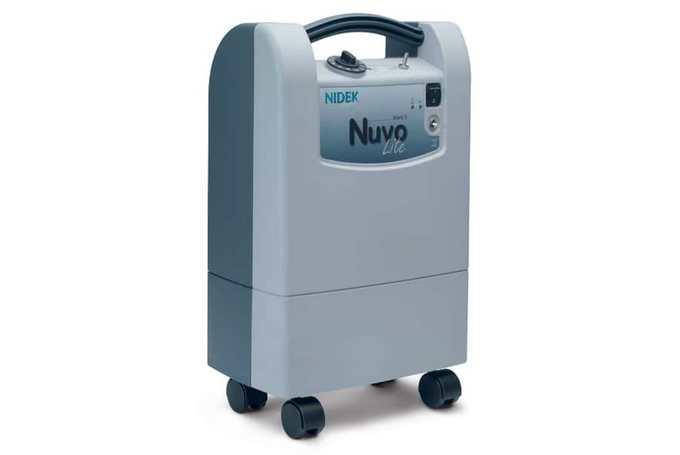 Обзор и технические характеристики Nidek Mark 5 Nuvo Lite